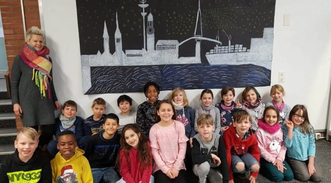 Hamburg im Kunstunterricht